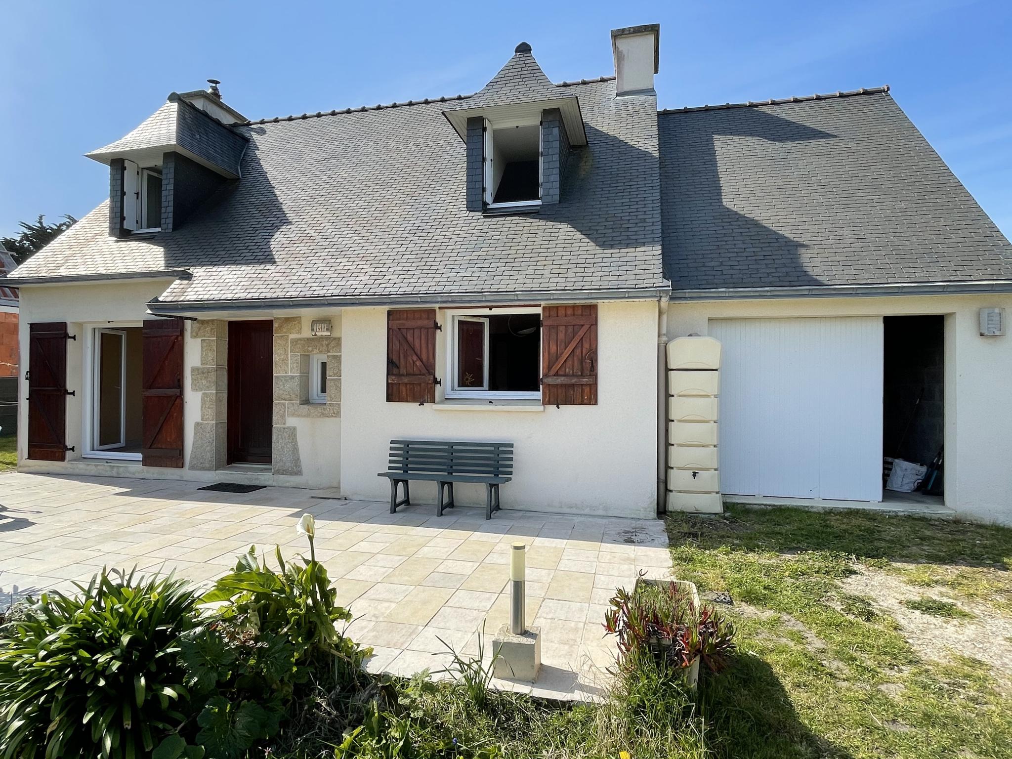 Maison à vendre à St pierre quiberon