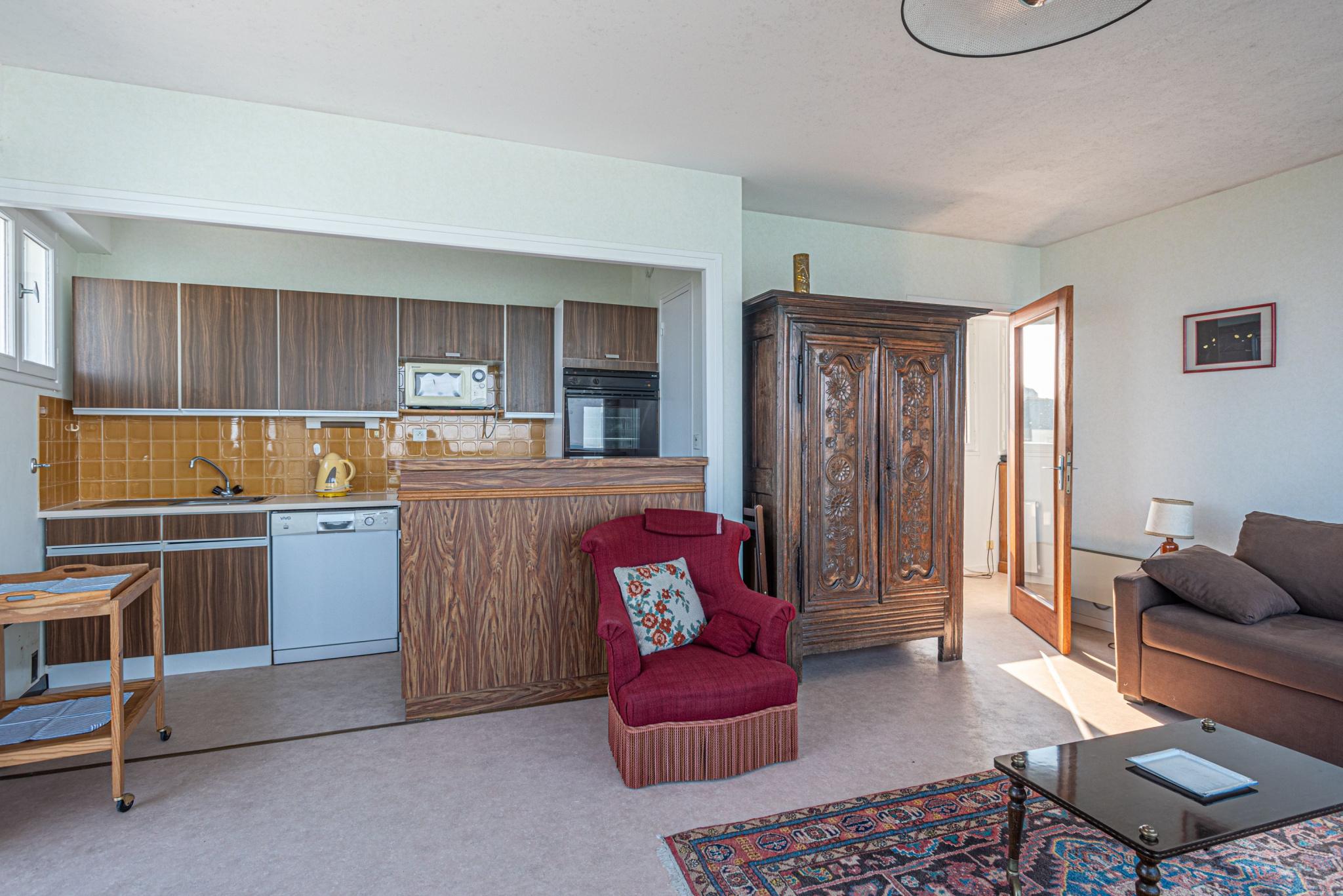 Appartement vendu à St pierre quiberon